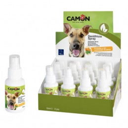 Camon - Cane Gatto Dentifricio Spray 50 ML. -