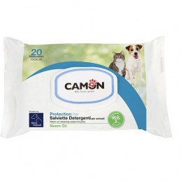 CAMON Cleansing Wipes Neem...