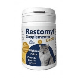 Innovet Restomyl Supplemento Gatto Barattolo 40 gr. -
