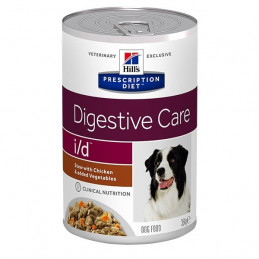 Hill's Pet Nutrition - Cane Prescription Diet Stew i/d Digestive Care con Pollo e Verdure 354 Gr. -