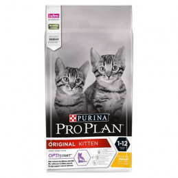 PURINA GATTO ORIGINAL KITTEN (start) POLLO  Kg. 10 -