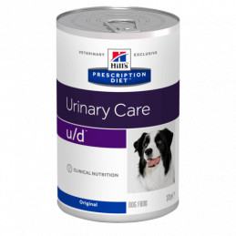 Hill's u/d cane 6 lattine da 370 gr -