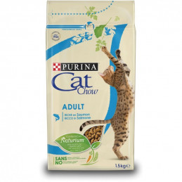 CAT CHOW ADULT SALMONE 1,5 Kg. -