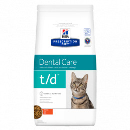 hill's Prescription Diet t/d gatto 1,5 KG -