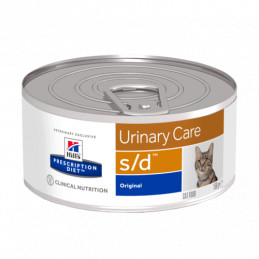 Hill's s/d gatto 6 lattine da 156 gr -