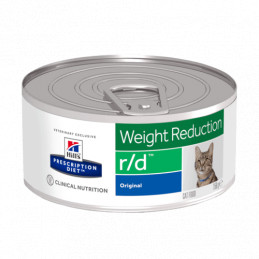 Hill's r/d gatto 6 lattine da 156 gr -