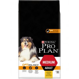 PURINA CANE ADULT MEDIUM BALANCE POLLO Kg. 14 -