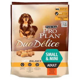 PURINA CANE DUO DELICE SMALL/MINI POLLO&RISO GR. 700 -