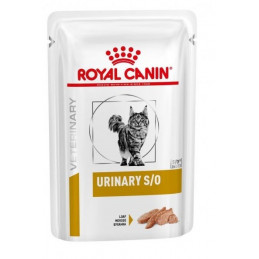 royal canin urinary s/o pollo in salsa(loaf)12 bustine da 85 gr -