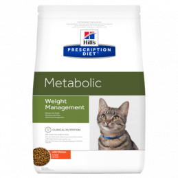 Hill's metabolic gatto 1,5 kg -