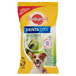 PEDIGREE DENTASTIX FRESH MPK SMALL 5-10 kg.  (pz. 10x7 stick) -
