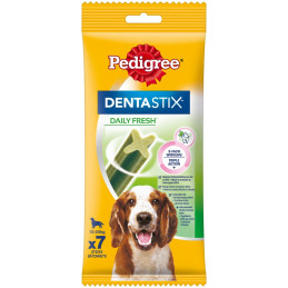 PEDIGREE DENTASTIX FRESH MPK MEDIUM 10-25 kg. 7 Pz. -