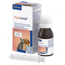 Virbac Hyaloral Gel 50ml -