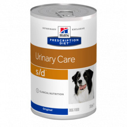 Hill's s/d cane 6 lattine da 350 gr -