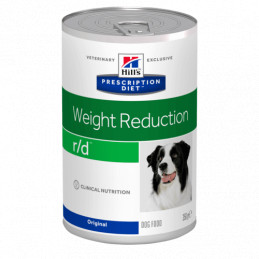 Hill's r/d cane 6 lattine da 350 gr -