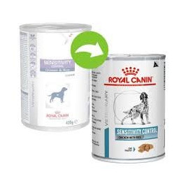 Royal Canin Diet Sensitivity Control Anatra-riso 420g -