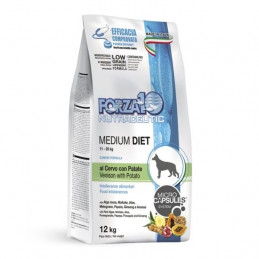 Forza 10 Cane Medium diet cervo e patate 1,5 kg -