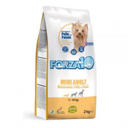 Forza10 Cane Adult Mini Con Pollo e Patate 2 kg -