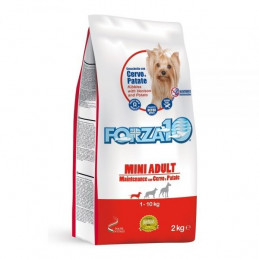 Forza10 Cane Adult Mini Cervo e Patate 2 kg -