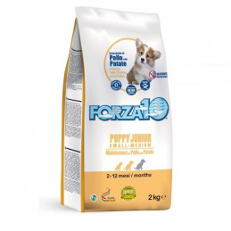 Forza10 Cane Puppy Junior Pollo e Patate 2 kg -