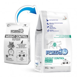 Forza10 Gatto Weight Control Active 454g -