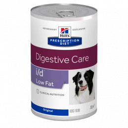 hill's i/d cane low fat-6 lattine da 360 gr -