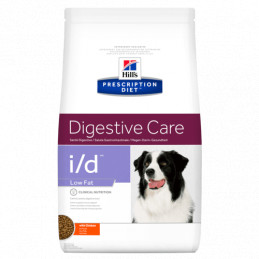 hill's i/d cane low fat 6 kg -