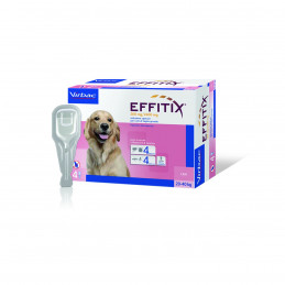 Virbac-Effitix Spot On Cane Large ( 20 - 40 kg) -