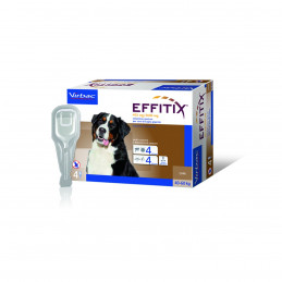 Virbac-Effitix Spot On Cane Xlarge (40 - 60 kg) -