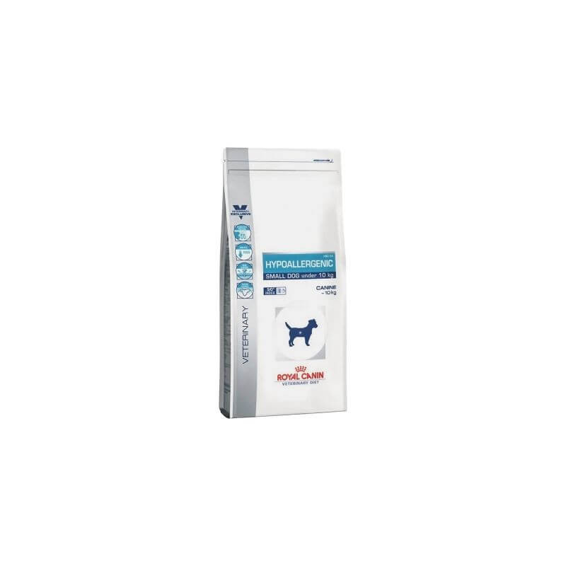 royal canin hypoallergenic small cane 3,5 kg -