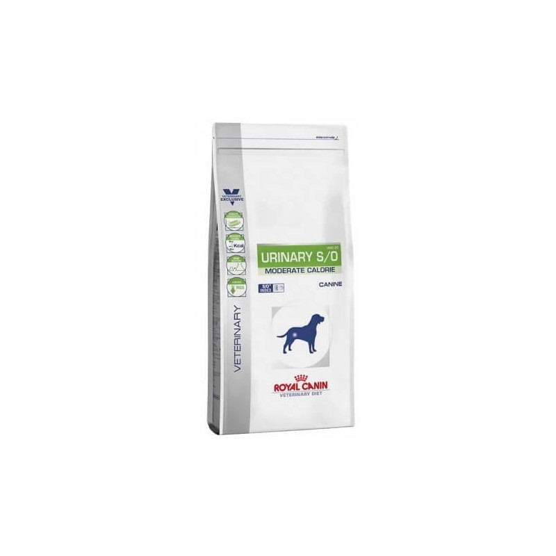 royal canin urinary moderate calorie cane 12 kg -