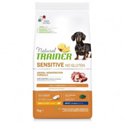 Trainer Natural Sensitive Adult Mini Anatra 7 kg. -