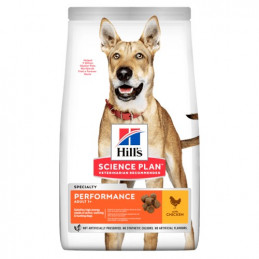 Hill's Performance cane adult pollo 12 kg -