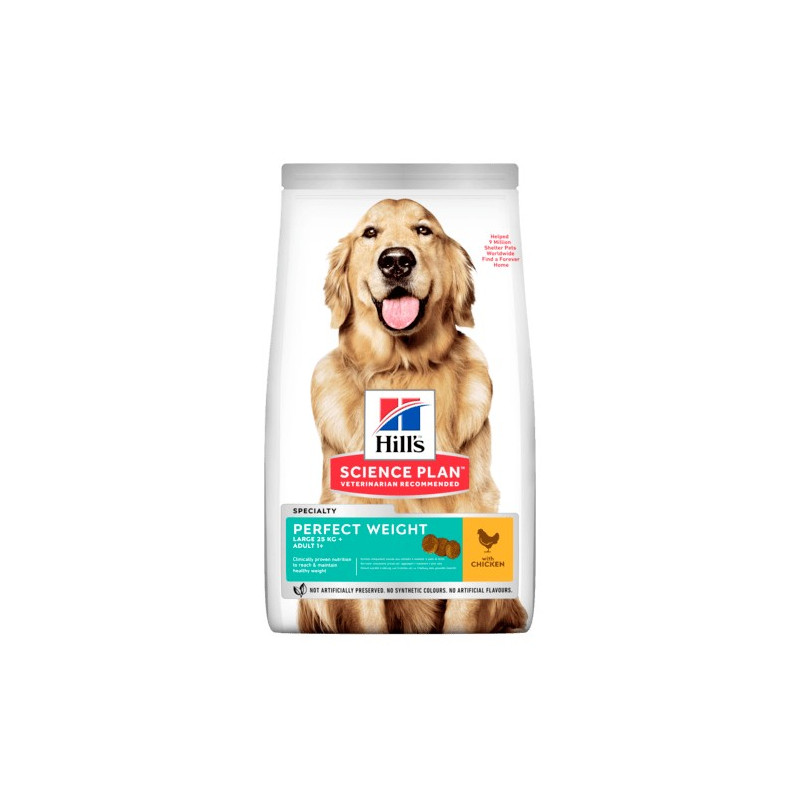 Hill's Performance cane adult large pollo 12 kg -