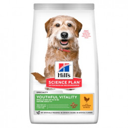 Hill's Cane Youthful Vitality mature adult 7+ small mini 1,5 kg -
