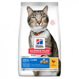 Hill's Gatto adult Oral care 1,5 kg -