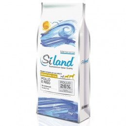 Siland Cane adult medium large pollo e riso 3 kg -