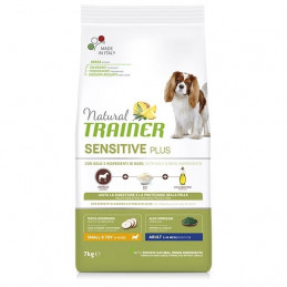 Trainer Natural Sensitive Adult Small & Toy con Cavallo 7 kg -