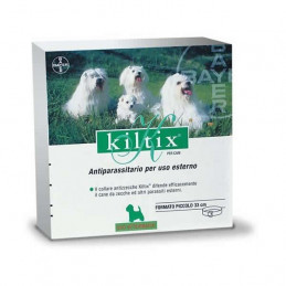 Bayer - Kiltix Small collare 38 cm -