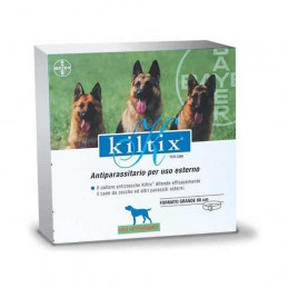 Bayer - Kiltix large collare 70 cm -