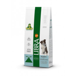 Libra Dog Puppy pollo e riso 3 kg -