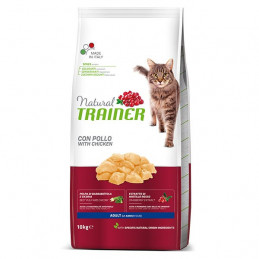 Trainer Natural Gatto Adult con Pollo 10 kg -