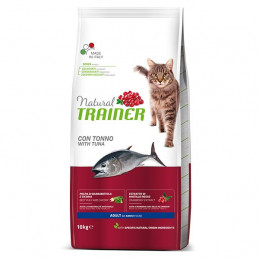 Trainer Natural Gatto adult Tonno 10 kg. -