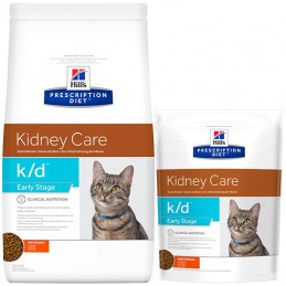 Hill's k/d gatto Early stage con pollo 1,5 kg -