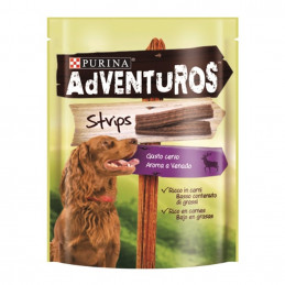 Purina- Cane Adventuros Strips 90 gr -