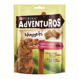 Purina-Cane Adventuros Nuggets 90 gr -