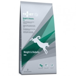 Trovet - Weight & Diabetic 3 kg -