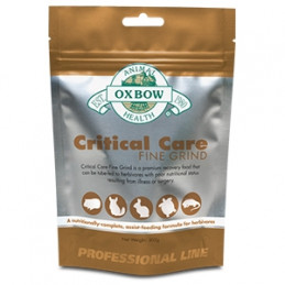 Oxbow Animal Health Critical Care Fine Grind 100 gr. -