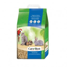 CAT'S BEST Lettiera Universale 10 lt. -