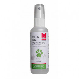 Moser Paw protection spray...